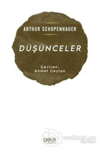 Düşünceler Arthur Schopenhauer