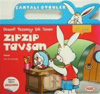Düzenli Yaşamayı Çok Seven Zıpzıp Tavşan