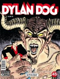 Dylan Dog Sayı 45 - Kıyamet