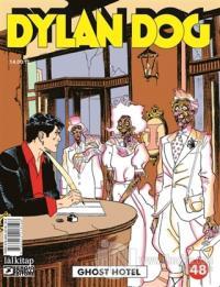 Dylan Dog Sayı 48 - Ghost Hotel