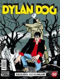 Dylan Dog Sayı: 50 - Deliliğin Uçurumları %25 indirimli Giuseppe de Na