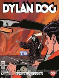 Dylan Dog Sayı 55 - Sonsuzluğa Doğru