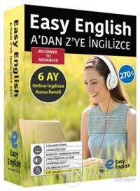 Easy English - A'dan Z'ye İngilizce Eğitim Seti