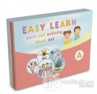 Easy Learn Work and Activity Sheet Set A