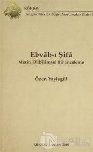 Ebvab-ı Şifa