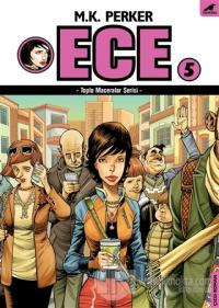 Ece 5 - Toplu Maceralar Serisi