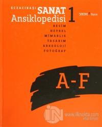 Eczacıbaşı Sanat Ansiklopedisi (3 Cilt Takım) (Ciltli)
