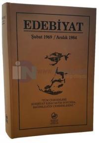 Edebiyat Dergisi -  Şubat 1969 - Aralık 1984