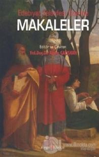 Edebiyat Felsefesi Üzerine Makaleler