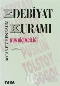 Edebiyat Kuramı Rus Biçimciliği