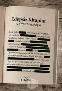 Edepsiz Kitaplar %25 indirimli A.Ozan Marakoğlu