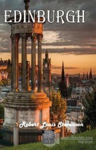 Edinburgh Robert Louis Stevenson
