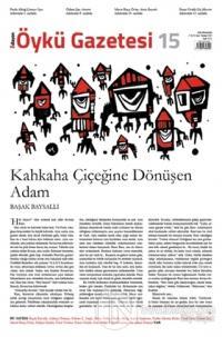 Edisyon Öykü Gazetesi Sayı: 15 Temmuz 2021 Kolektif