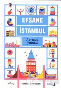 Efsane İstanbul - Avrupa Yakası (Ciltli)