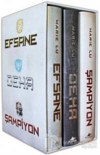 Efsane Serisi Seti (3 Kitap Takım)