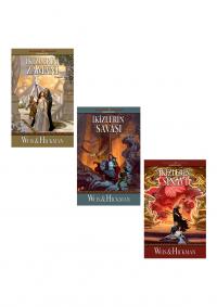 Efsaneler Serisi 3 Kitap Takım