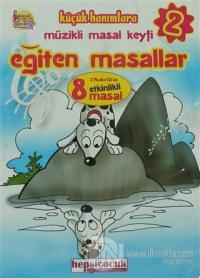 Eğiten Masallar -2  (2CD)
