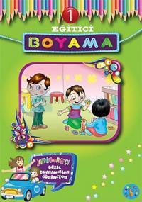 Eğitici Boyama - 1 Jambu ile Narçi Güzel Davranışlar Öğreniyor