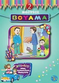 Eğitici Boyama - 2 Jambu ile Narçi Güzel Davranışlar Öğreniyor