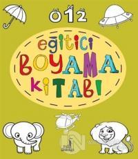 Eğitici Boyama Kitabı