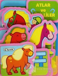 Eğitici Köpük Kitaplar - Atlar ve Midilliler