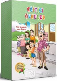 Eğitici Öyküler (8 Kitap Takım Kutulu)
