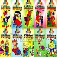 Eğitici Renkli Boyama Serisi (10 Kitap)