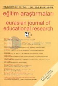 Eğitim Araştırmaları Sayı: 44