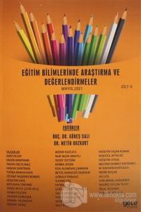 Eğitim Bilimlerinde Araştırma ve Değerlendirmeler Cilt 2