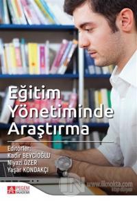 Eğitim Yönetiminde Araştırma