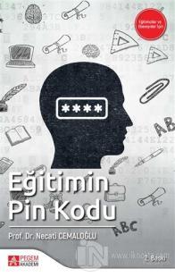 Eğitimin Pin Kodu %10 indirimli Necati Cemaloğlu