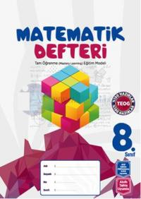 Eğitimiz Yayınları 8. Sınıf Matematik Defteri