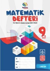 Eğitimiz Yayınları 9. Sınıf Matematik Defteri - 1