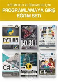 (Eğitmenler ve Öğrenciler İçin) Programlamaya Giriş Eğitim Seti (6 K