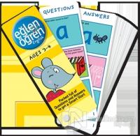 Eğlen Öğren English Time Card (3-4 Ages)