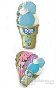 Eğlen Öğren Ice Cream 3-4 Yaş