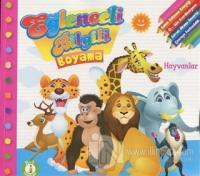 Eğlenceli Bilgili Boyama - Hayvanlar