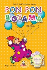 Eğlenceli Boyama Dizisi 5 : Pon Pon Boyama