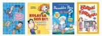 Eğlenceli Çocuk Seti-4 Kitap Takım