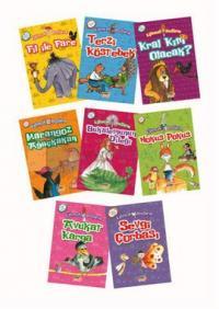 Eğlenceli Dostlarım 8 Kitap Takım