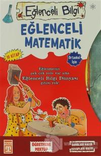 Eğlenceli Matematik (10 Kitap Takım, Kutulu) / (Defter Hediyeli)