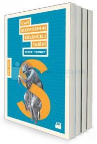 Renkli Tarih Seti - 4 Kitap Takım