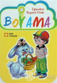 Eğlendirici Boyama Kitabı 1