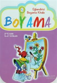 Eğlendirici Boyama Kitabı 2