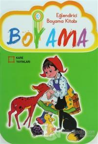 Eğlendirici Boyama Kitabı 3