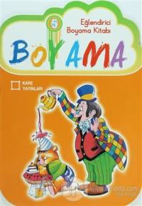 Eğlendirici Boyama Kitabı 5
