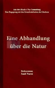 Eine Abhandlung Über Die Natur