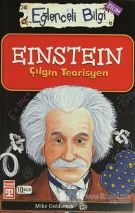 Einstein Çılgın Teorisyen %22 indirimli Mike Goldsmith