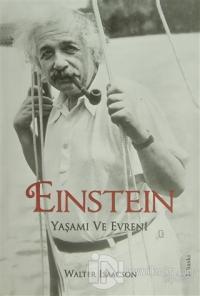 Einstein Yaşamı ve Evreni %25 indirimli Walter Isaacson
