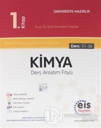 EİS YKS DAF Kimya 1. Kitap Ders Anlatım Föyü